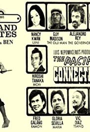 The Pacific Connection Poster