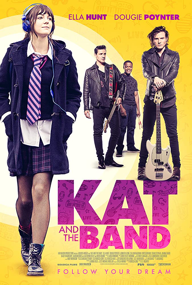 Kat and the Band 2020 English 300MB HDRip 480p Download