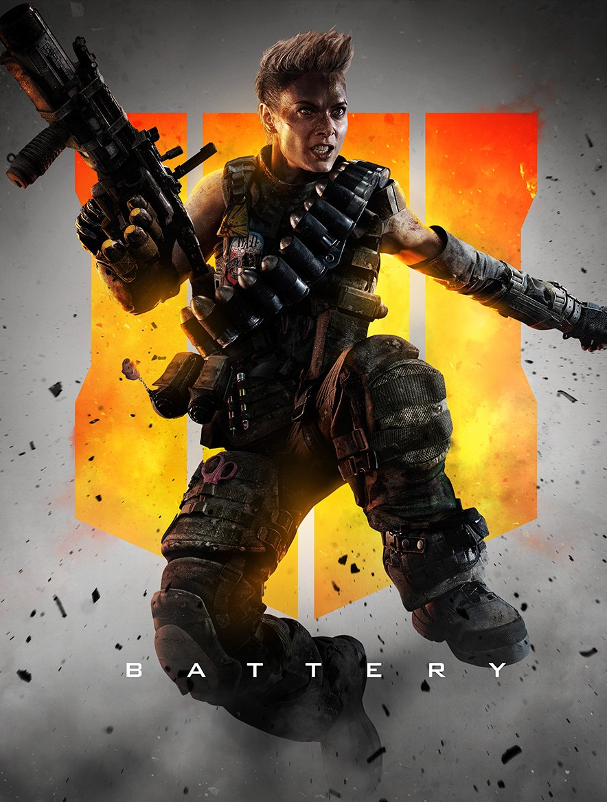"""""""Battery"""" Call Of Duty"""