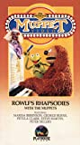 Muppet Video: Rowlf's Rhapsodies with the Muppets (1985) Poster