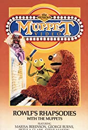 Muppet Video: Rowlf's Rhapsodies with the Muppets Poster