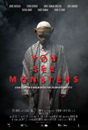 You See Monsters Poster