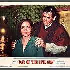 Glenn Ford and Pilar Pellicer in Day of the Evil Gun (1968)