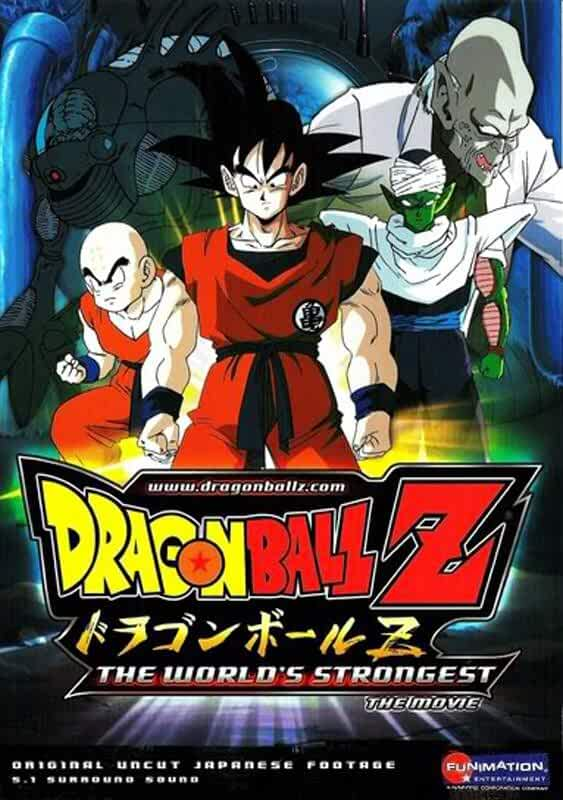 Dragon Ball Z: The World's Strongest (1990) Hindi Dubbed