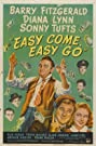 Easy Come, Easy Go (1947) Poster