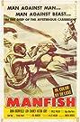 Manfish (1956) Poster