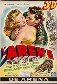 Arena (1953) starring Gig Young on DVD on DVD