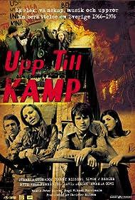 Sverrir Gudnason, Fanny Risberg, Simon J. Berger, and Ruth Vega Fernandez in Upp till kamp (2007)