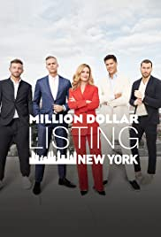 Million Dollar Listing New York Poster
