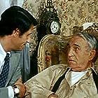 Henri-Jacques Huet and Charles Vanel in Belle et Sébastien (1965)