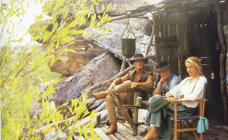 Crocodile Dundee Ii 1988