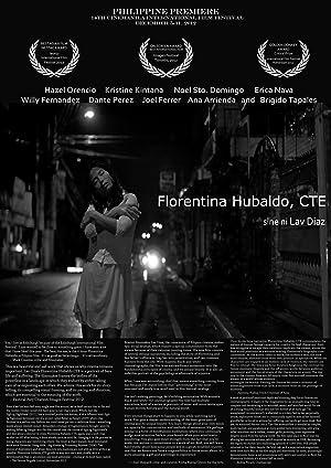 Where to stream Florentina Hubaldo, CTE