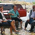 Naci Tasdögen, Ali Tutal, and Turan Özdemir in Dursun Çavus (2014)