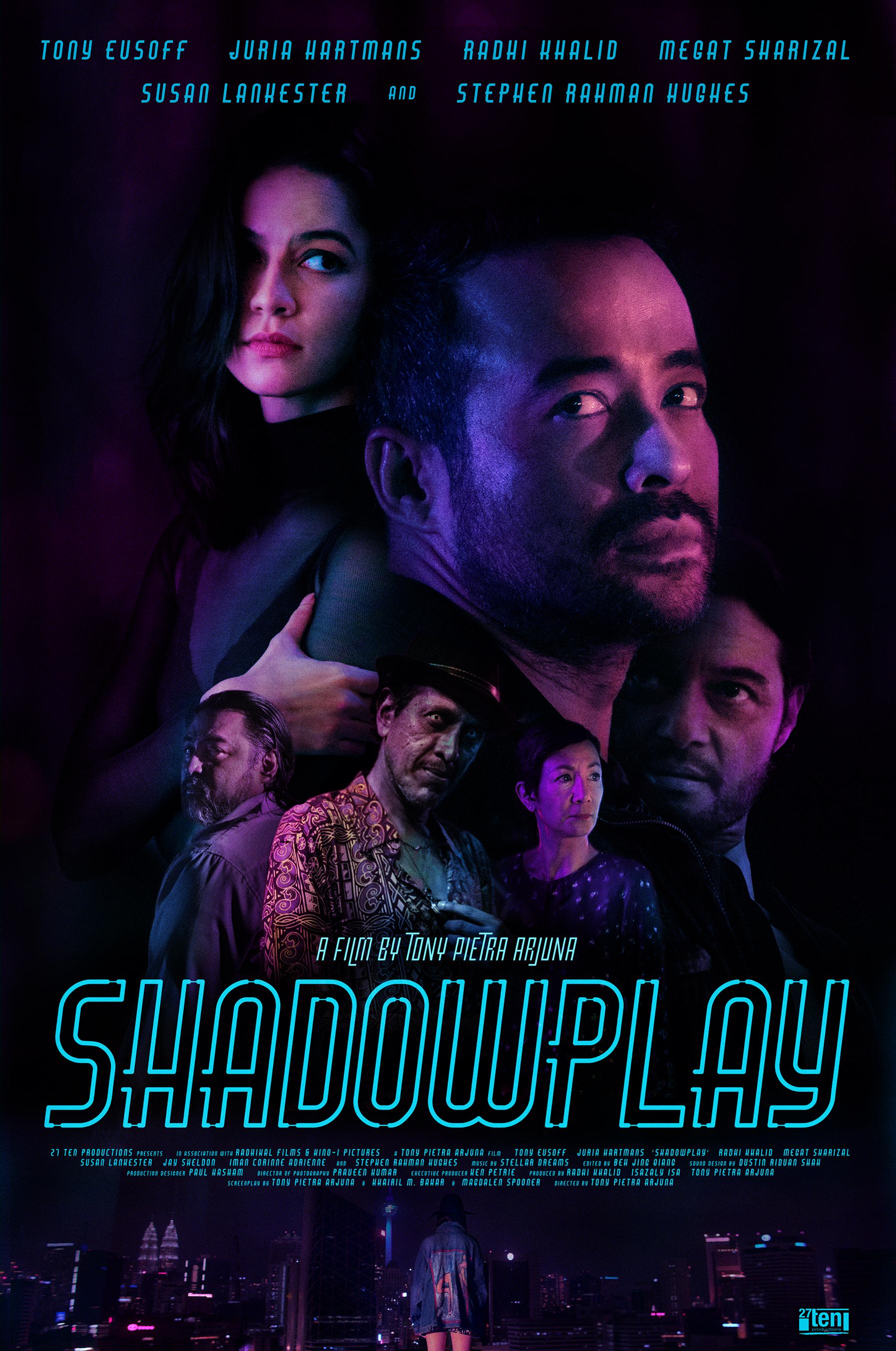 Shadowplay (2019) WEBRip 720p