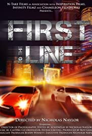 First to the Line Poster
