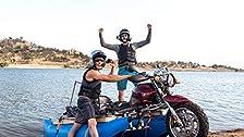 Il Boatorcycle! Costruire una bici anfibia