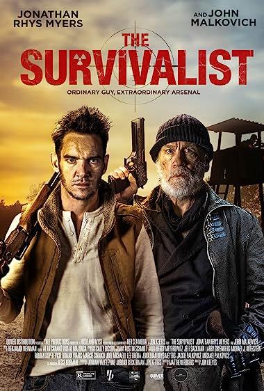 The Survivalist (2021) HDRip English Movie Watch Online Free