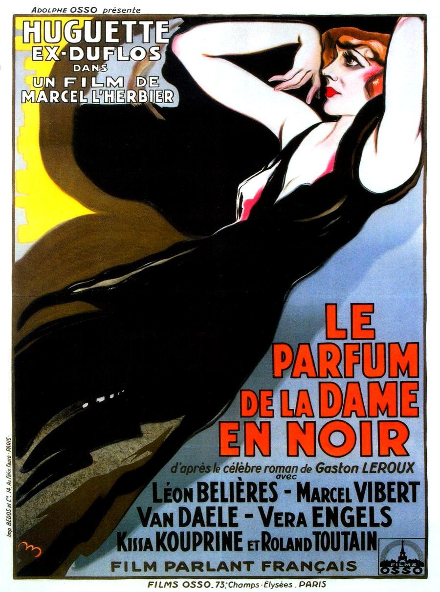 Le Parfum De La Dame En Noir 1931 Imdb