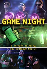 Game Night: A Tribute to Zelda and Nintendo Switch Poster
