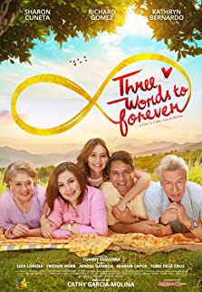 Three Words to Forever (2018)