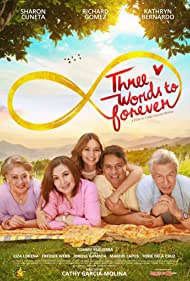 Sharon Cuneta, Richard Gomez, Liza Lorena, Freddie Webb, and Kathryn Bernardo in Three Words to Forever (2018)