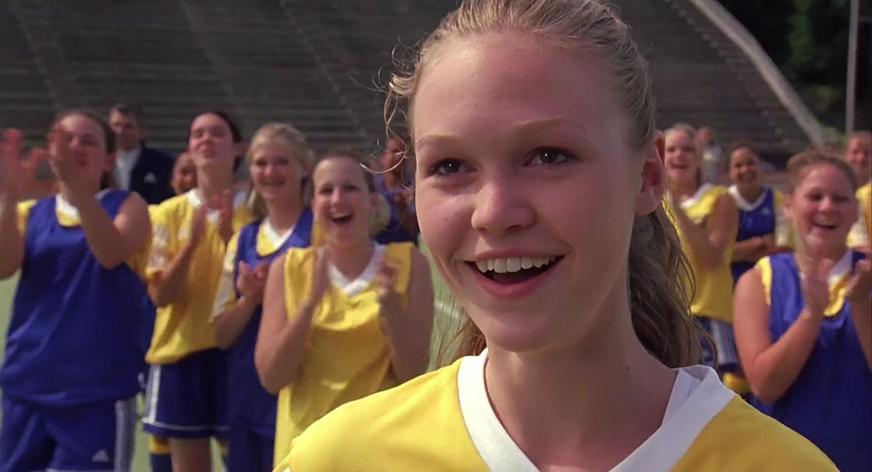 Julia Stiles in 10 Things I Hate About You (1999)