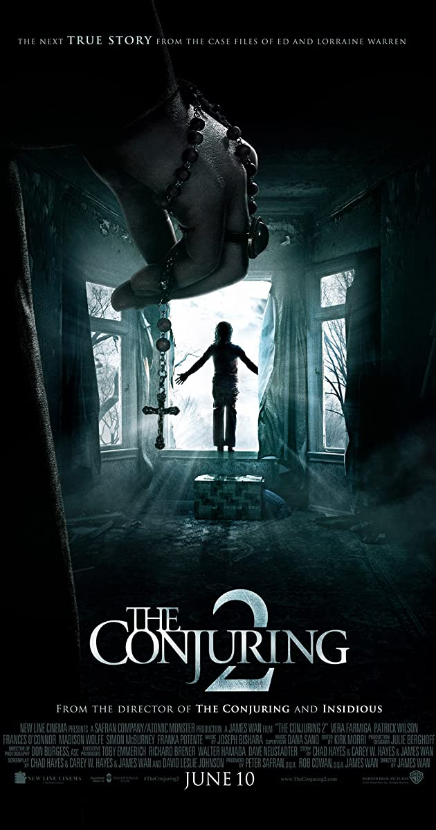 Play or Watch Movies for free The Conjuring 2 (2016)