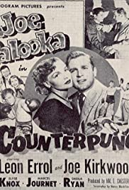 Joe Palooka in The Counterpunch Poster