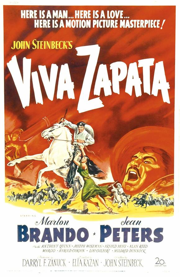 Viva Zapata! (1952) HD