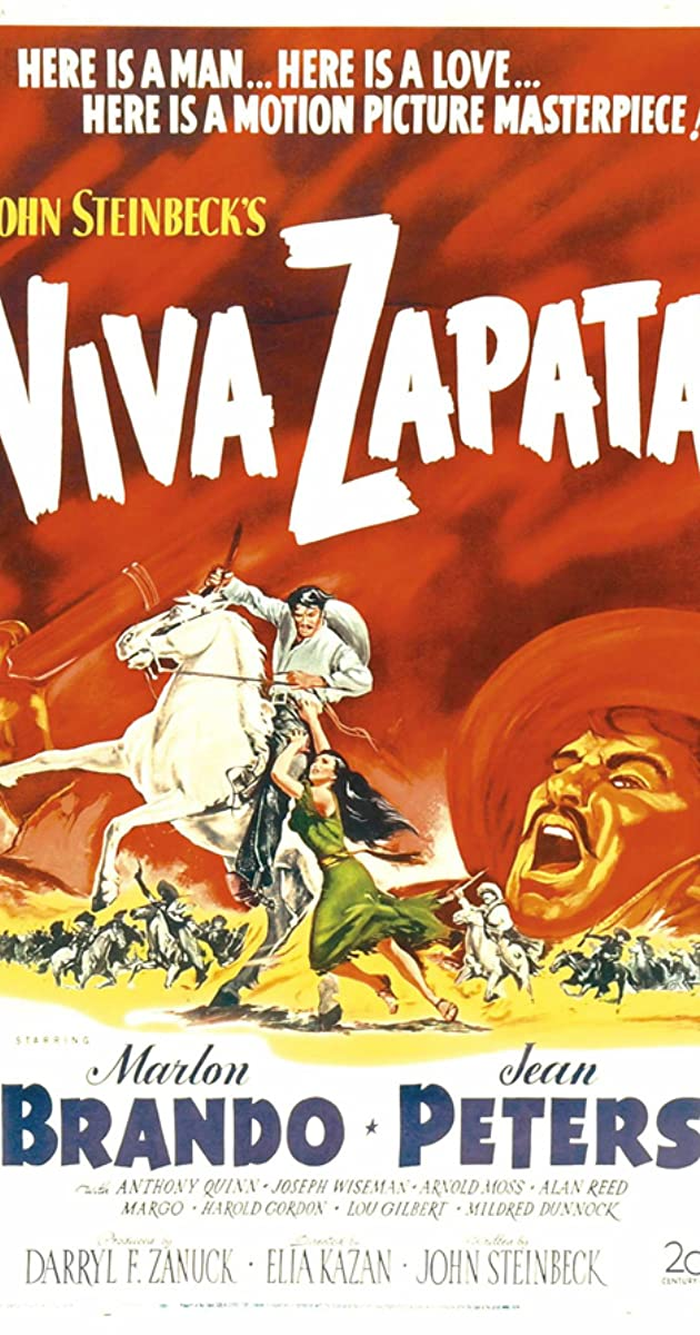 Subtitle of Viva Zapata!