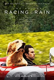 Movie Poster for Racing in the Rain.