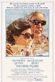 The Greek Tycoon Poster