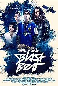 Wilmer Valderrama, Moises Arias, Mateo Arias, and Diane Guerrero in Blast Beat (2020)