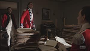 Voir Le soldat Woodhull en streaming VF sur StreamizSeries.com | Serie streaming