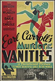 Murder at the Vanities (1934) Poster - Movie Forum, Cast, Reviews