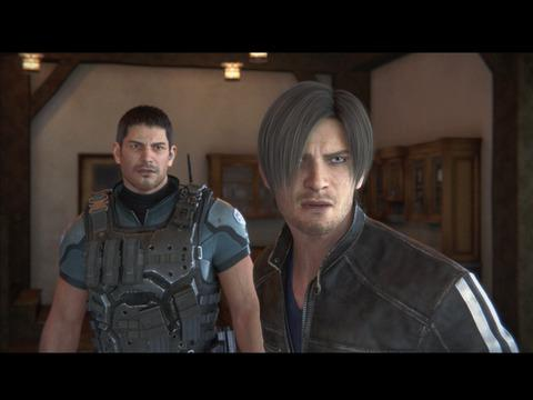 Resident Evil: Vendetta in italian free download