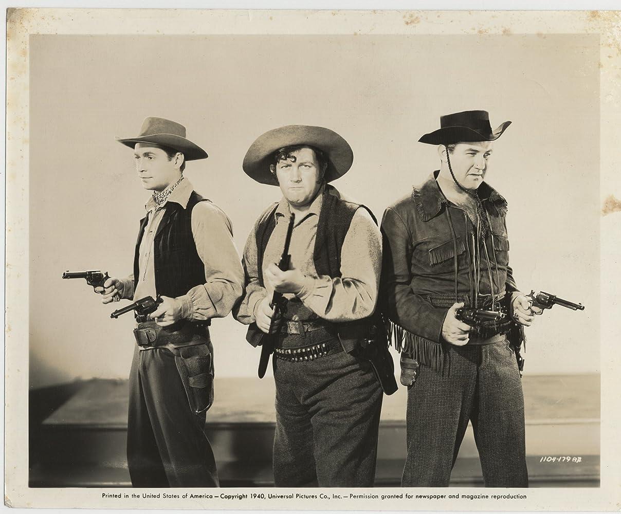 Trail of the Vigilantes (1940) Comedy, Western