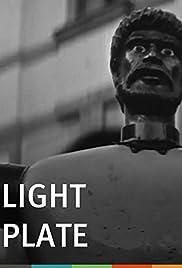 Light Plate Poster