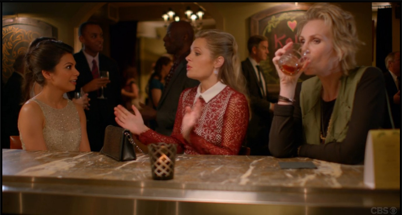 Maggie Lawson, Jane Lynch, and Ginger Gonzaga in Angel from Hell (2016)