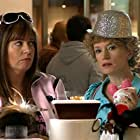 Gina Riley and Jane Turner in Kath & Kim (2002)