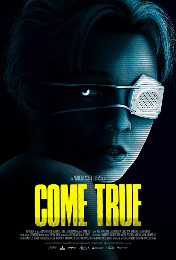 Come True (2020) English Full Hollywood Movie Free Download