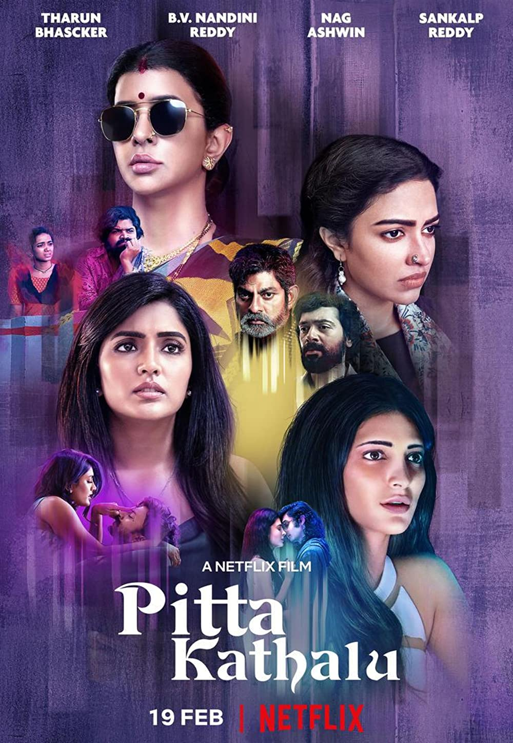 Pitta Kathalu 2021 Telugu Official Trailer 1080p HDRip 22MB Download