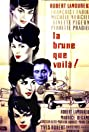 There Is the Brunette (1960) Poster