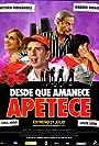 Gabino Diego, Arturo Fernández, Loles León, and Kira Miró in Desde que amanece apetece (2005)