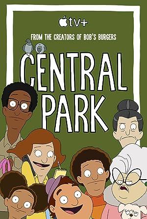 Where to stream Central Park