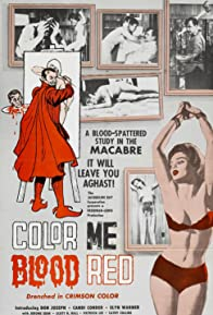 Primary photo for Color Me Blood Red