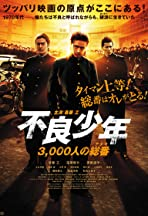 The Total Number of 3000 Juvenile Delinquents