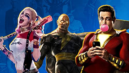 Everything We Know About Future DC Movies & Series
