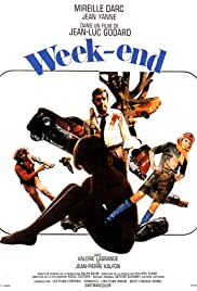 Weekend (1967) Poster - Movie Forum, Cast, Reviews