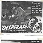 Steve Brodie, Dick Elliott, and Audrey Long in Desperate (1947)